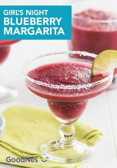 Make a refreshing cocktail with our easy Blueberry Margarita recipe using Blueberry Nestlé Outshine Fruit & Veggie Bars. Find easy drink recipes at GoodNes. Summer Drink Recipes, Easy Drink Recipes, Blueberry Margarita, Veggie Bars, Refreshing Summer Drinks, Frozen Drinks, Margarita Recipes, Recipe Using, Smoothie