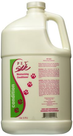 Pet Silk Moisturizing Conditioner * Learn more by visiting the image link.