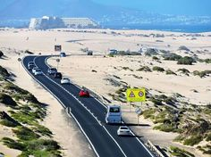 Dunas de Corralejo,  Fuerteventura, Islas Canarias, Spain