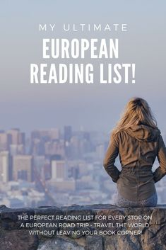 Even if you're not planning any adventuring in the future, I hope that you can curl up with one of these books and travel the world with me! Best Travel Books, Literary Travel, Travel Tips, Reading Lists, Book Lists, New Books, Good Books, Feminist Books, Books To Read For Women