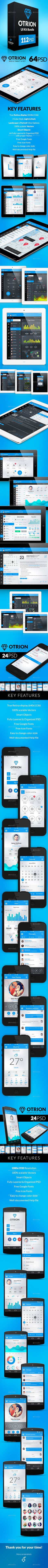 Otrion UI Kit Bundle