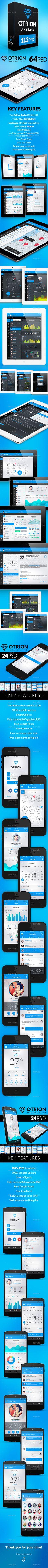 Otrion UI Kit Bundle