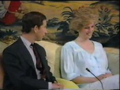Part six of an interview with the Prince and Princess of Wales from November 1985. Filmed in Kensington Palace.