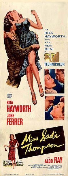 Miss Sadie Thompson (1953) ***