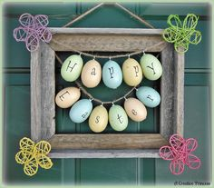 Great Ideas -- 35 Fabulous Easter Projects!! -- Tatertots and Jello