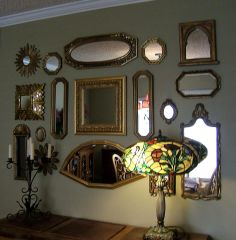 Vintage Mirrors Collection