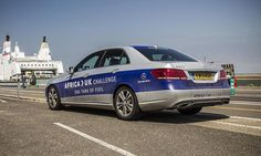 Гибридный Мерседес-Бенц Е300 Блютек / Mercedes-Benz E300 BlueTec Hybrid