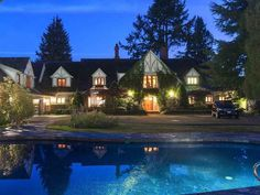 Nine out of the 10 most expensive homes in Canada are in B.C. -- and worth more than $300 million
