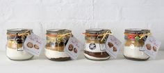 Katie Bakes | Cookie Mix Party Bags & Cookie Mix in a Jar