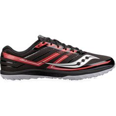 Saucony Men's Kilkenny XC Flat Track and Field Shoes, Black