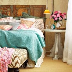 Love the colors and textures!