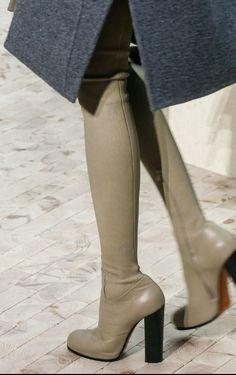Celine boots, I love them!
