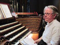 Daniel Roth titular organist St Sulpice