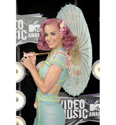 Katy Perry's most memorable style moments