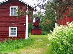 Taide-Vionoja. Yli-Ullava, Central Ostrobothnia province of Western Finland - Keski-Pohjanmaa