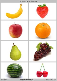 Educational Activities For Kids, Educational Crafts, Preschool Learning Activities, Fruit And Veg, Fruits And Veggies, Teaching Toddlers Colors, Urdu Stories For Kids, Healthy Fruits, Healthy Eating