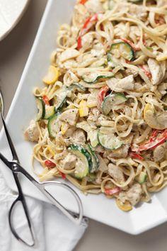 Chicken Pesto #Pasta