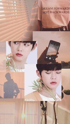 Kai, Kpop Backgrounds, The Dream, Fan Art, Pretty Boys, Aesthetic Wallpapers, Cute Wallpapers, Wattpad, Celebrities