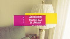 El taller de Ire Sconces, Wall Lights, Diy, Lighting, Home Decor, Home, Lamp Shades, Clothes Crafts, Trapillo