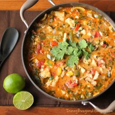 Brazilian Fish Stew - Flavorful stew with marinated tilapia, bell peppers, tomatoes, and onions in a coconut milk broth.