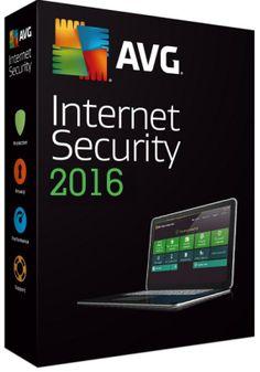 AVG Internet Security 2016 16 - Full | PROGRAMAS MARKLEX