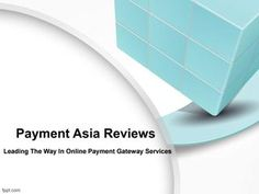 Payment Asia Reviews- Leading The Way In Online Payment Gateway Services  Glancing through a score of Payment Asia reviews confirms its proprietary fraud management services have encouraged companies indulge in transactions in a risk-free environment. This has not only attracted several influential clients towards it but has also helped Payment Asia establish itself as a leading e-payment gateway provider.      https://payment_asia_reviews.quora.com…