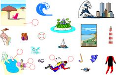 The Sea - English Vocabulary - IWB activity.
