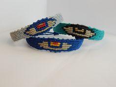 Excited to share the latest addition to my #etsy shop: Evil Eye Macrame Bracelet,Evil Eye Bracelet,Greek Eye,Protection Bracelet,Macrame Bracelet,Cavandoli Bracelet,evil eye bracelet,greek mati https://etsy.me/2rGReLX #jewelry #bracelet #evileye #baptism #yes #girls #b