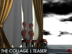 22769 ~ [bauwerk]  Teaser image for theCollage (starts January 23rd,2014).