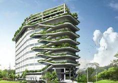 Edificios Ecosostenibles. How Green Buildings Should Look: Ken Yeang