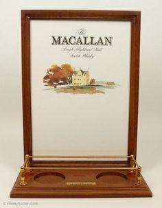 Collectable Macallan display