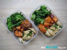 Piri-Piri Chicken, Green Veges & Baked Sweet Potato