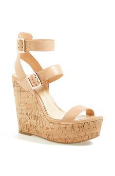 Jessica Simpson 'Whitman' Wedge Sandal