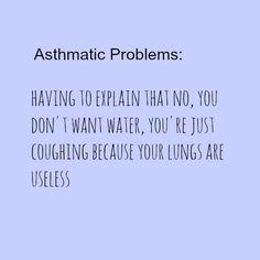 77 best Asthma Humor images on Pinterest Ha ha Funny