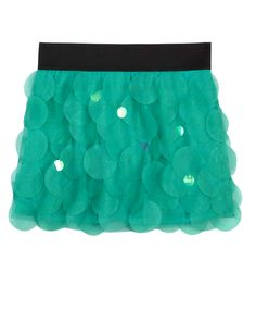 @Debbie Clement Girls Clothing | Skirts & Skorts | Embellished Circle Skirt | Shop Justice