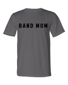 Mashed Clothing – Band Mom – Certified Organic « Clothing Impulse  - Eclectic to be sure, but since my daughter is in Marching Band... this is perfect!