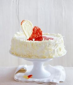Rezept: Erdbeer-Schokoladen-Torte