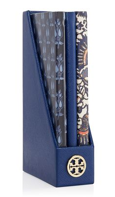 Tory Burch Notebook Set