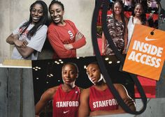 NIKE, Inc. - Inside Access: Introducing Nneka and Chiney Ogwumike. Sisters are now pros and sign with Nike!