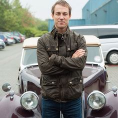 Tobias Menzies takes us on an epic ride August 9 with his dual roles as Frank/Black Jack Randall in Outlander