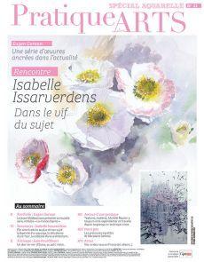 Cahier spécial AQUARELLE 21 - Pratique des Arts Notebook, Fine Art Paintings, Watercolor Painting