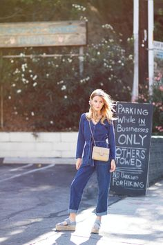 9 Ways To Wear A Jumpsuit This Summer