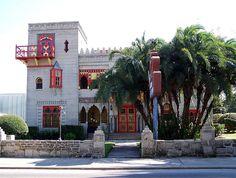 Zorayda Castle, St. Augustine, Florida (FL), USA