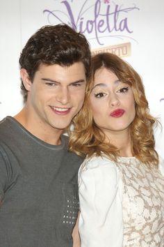Diego y Martina