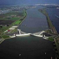 Hoek of Holland, gateway to England and Scandinavia