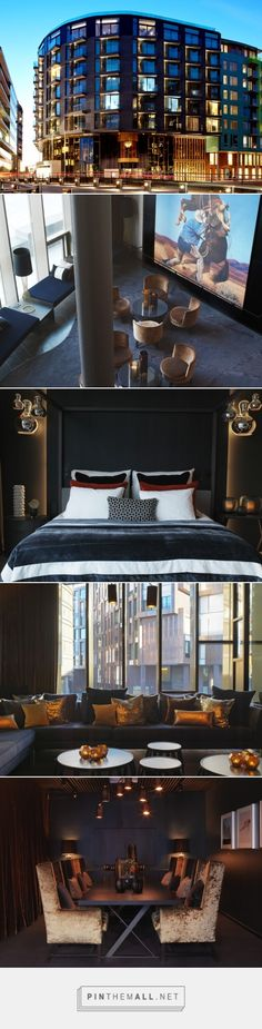 The Thief is Oslo's finest design hotel, with 118 bedrooms and suites, most of which feature amazing views and modern styling.