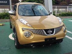 #Nissan #Juke another picture of new color.