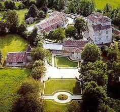 Château de Cas - Tourisme Saint-Antonin Noble Val (82)