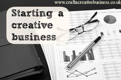 Starting up a creative business