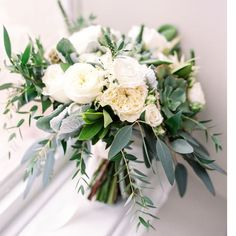 Bouquet inspiration (no to dusty miller)